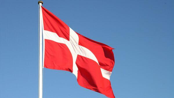 Bandera de Dinamarca - Sputnik Mundo
