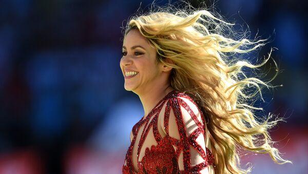 Shakira, cantante colombiana - Sputnik Mundo