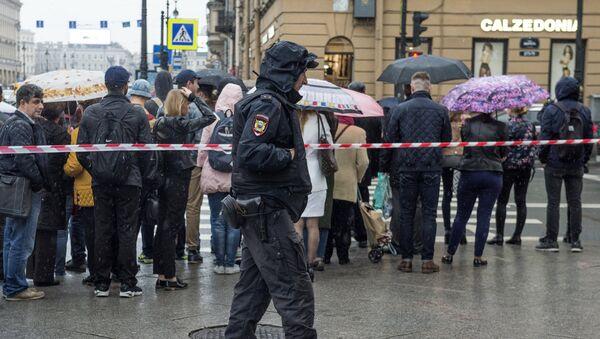 La evacuación en Rusia - Sputnik Mundo