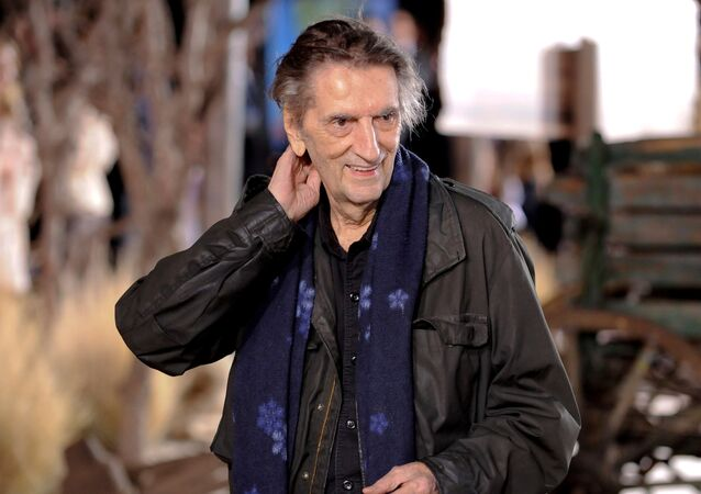 Harry Dean Stanton, actor estadounidense