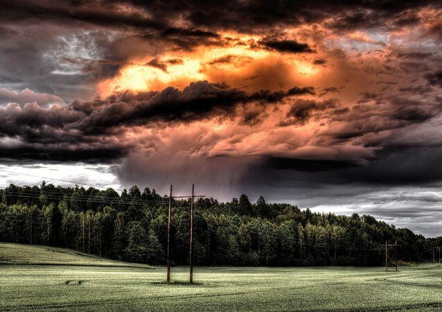 Nubes apocalípticas