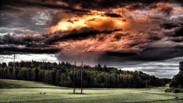 Nubes (archivo) - Sputnik Mundo