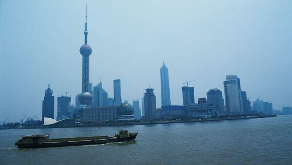 La ciudad china de Shanghái - Sputnik Mundo
