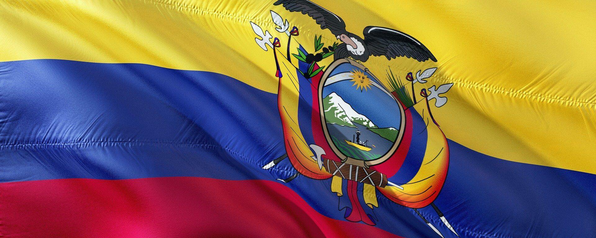 La bandera de Ecuador - Sputnik Mundo, 1920, 11.12.2020