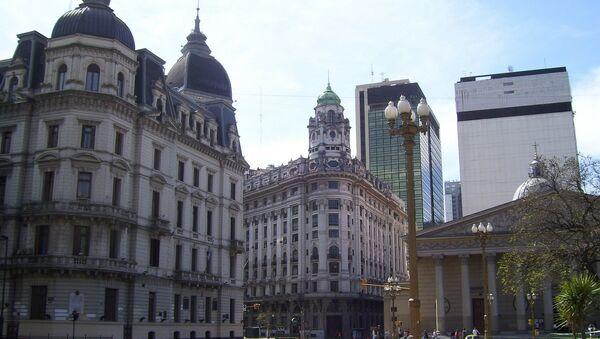 Buenos Aires, Argentina - Sputnik Mundo