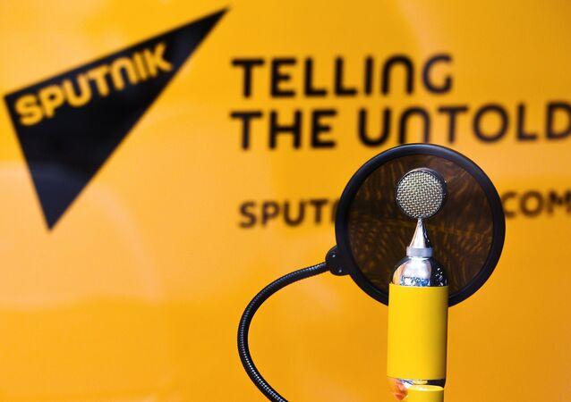 Estudio de Radio Sputnik