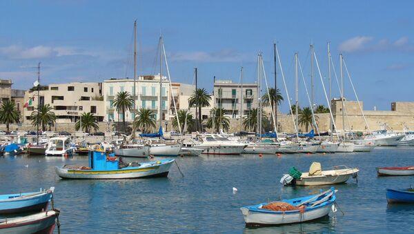 La ciudad de Bari (Apulia, Italia) - Sputnik Mundo