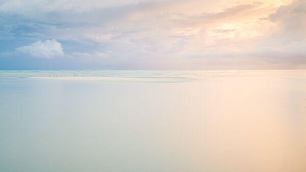 Las aguas de Cayo Coco, Cuba (imagen referencial) - Sputnik Mundo