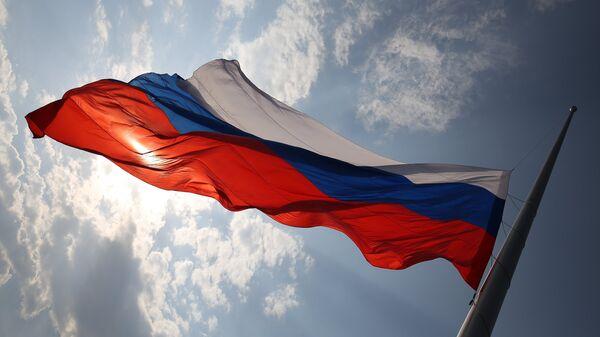 Bandera de Rusia (imagen referencial) - Sputnik Mundo