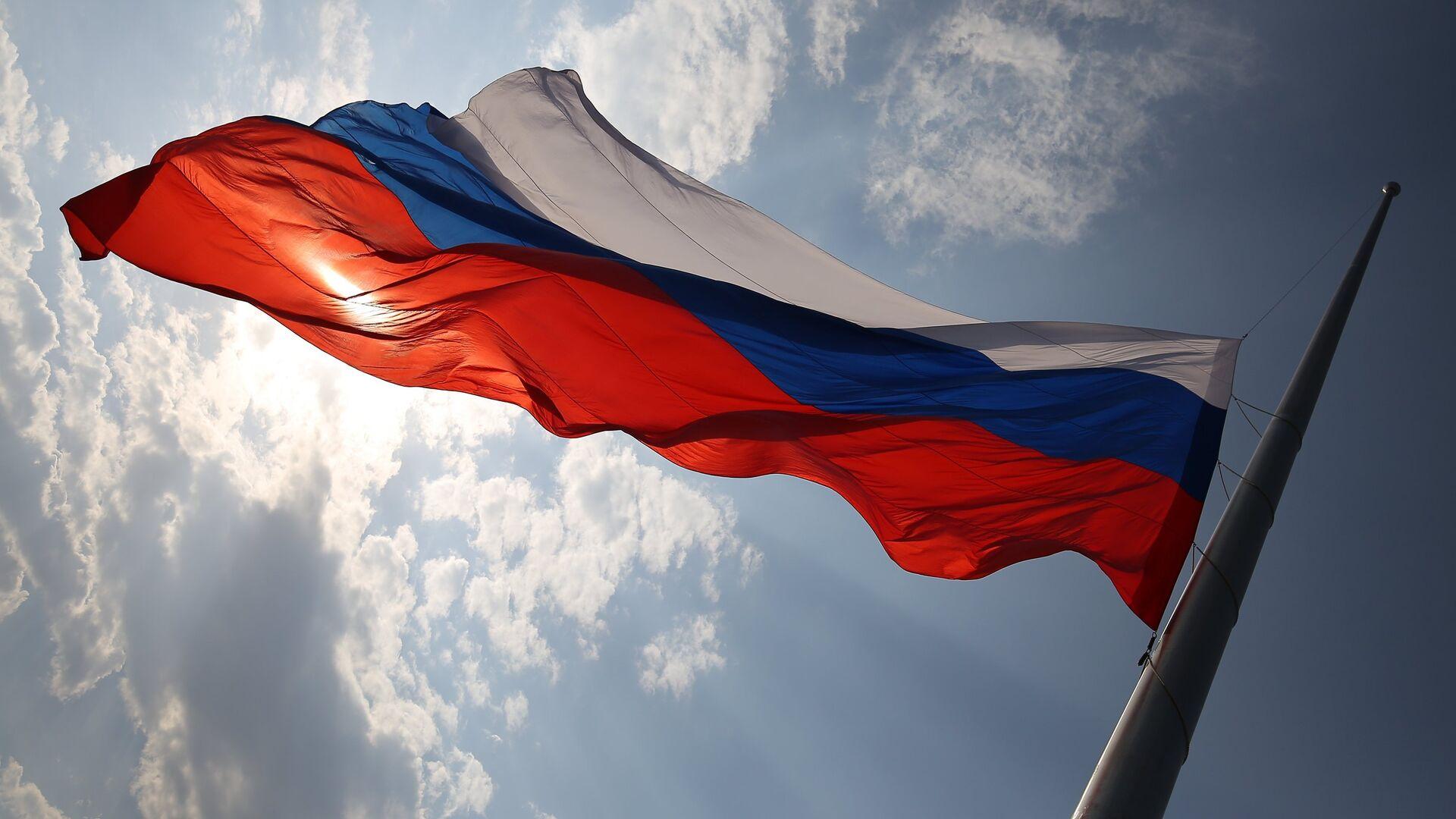 Bandera de Rusia (imagen referencial) - Sputnik Mundo, 1920, 14.05.2021