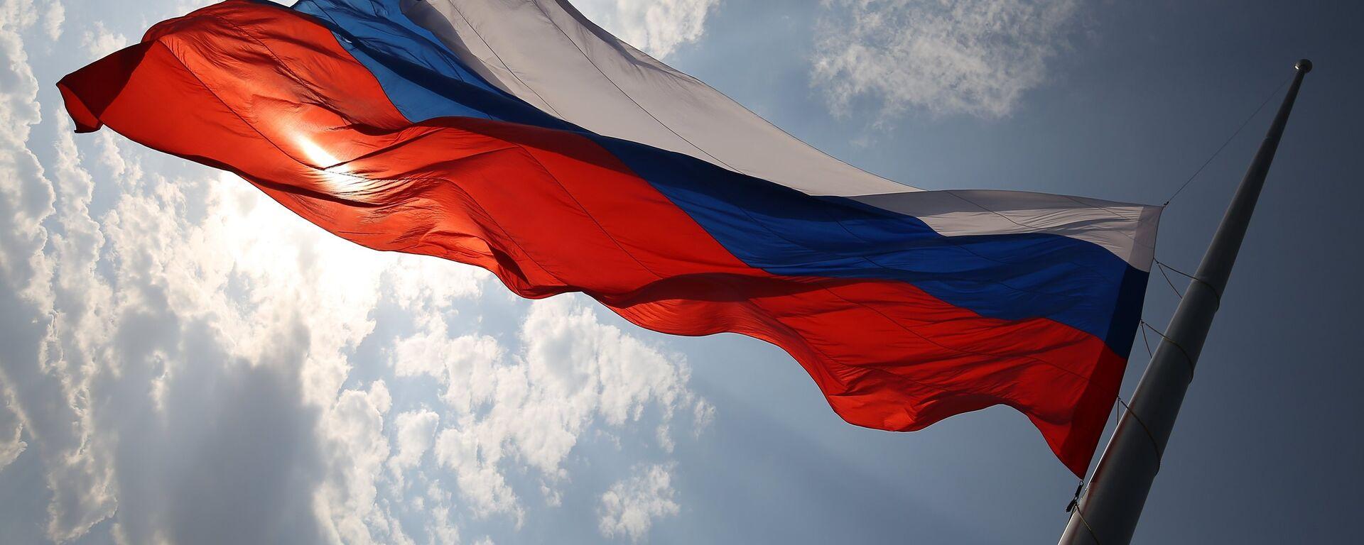 Bandera de Rusia (imagen referencial) - Sputnik Mundo, 1920, 02.07.2021