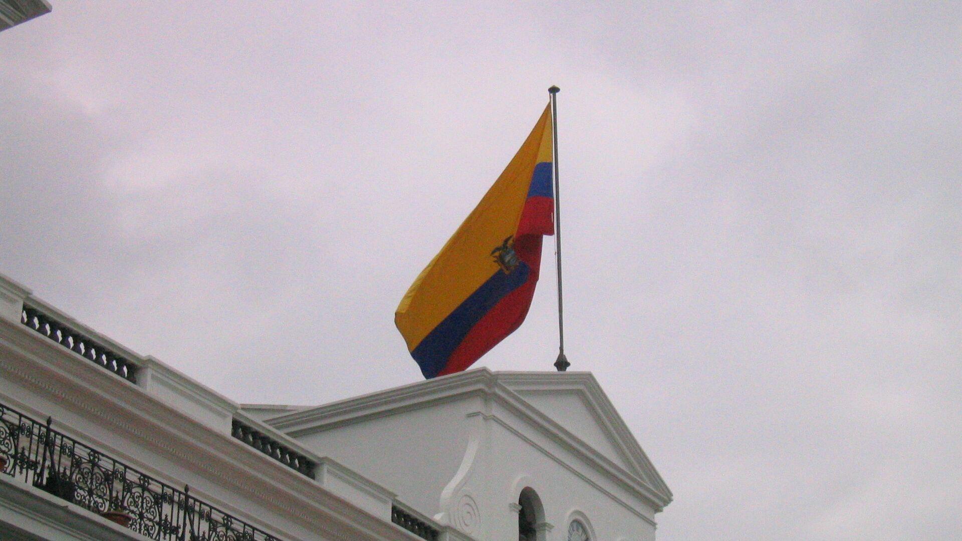 Bandera de Ecuador - Sputnik Mundo, 1920, 19.03.2021