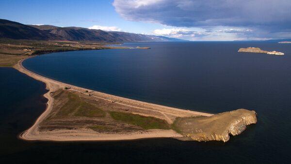 El lago Baikal - Sputnik Mundo