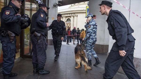 Evacuación en San Petersburgo - Sputnik Mundo