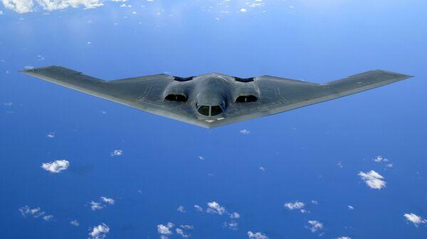 B-2 Spirit, bombardero de EEUU - Sputnik Mundo