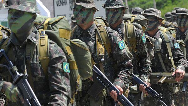 Ejército de Brasil - Sputnik Mundo