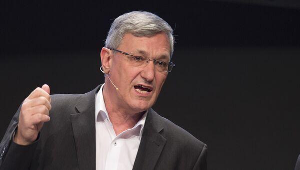 Bernd Riexinger, presidente del partido alemán Die Linke (La Izquierda) - Sputnik Mundo
