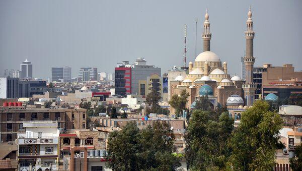 Erbil, la capital del Kurdistan iraquí - Sputnik Mundo