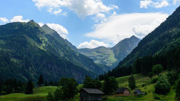 Los Alpes - Sputnik Mundo