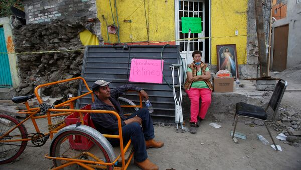 Situación en México - Sputnik Mundo