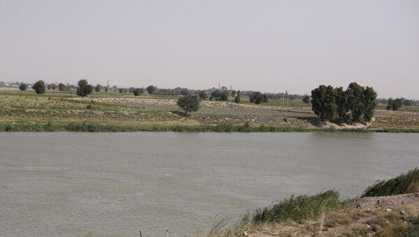 El río Eufrates - Sputnik Mundo