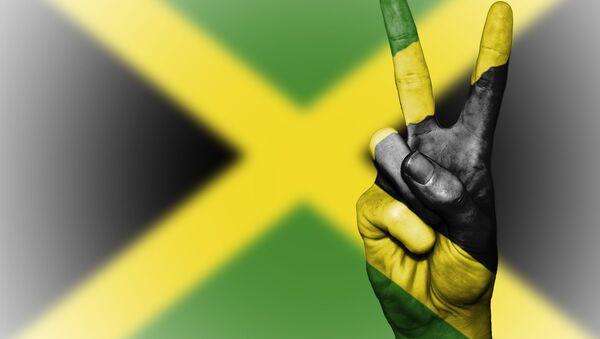 Bandera de Jamaica - Sputnik Mundo