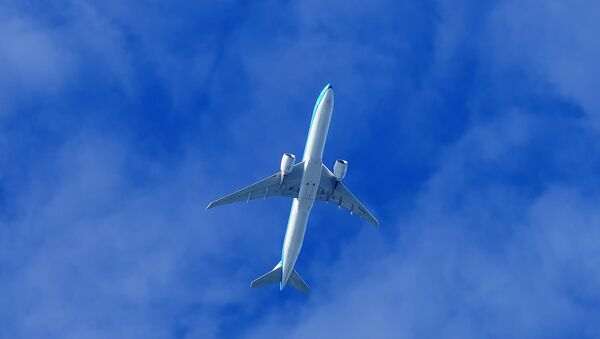 Boeing 777 - Sputnik Mundo