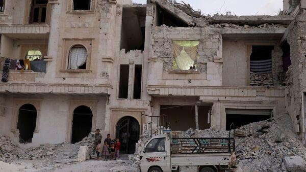 Al-Bab, Siria (archivo) - Sputnik Mundo