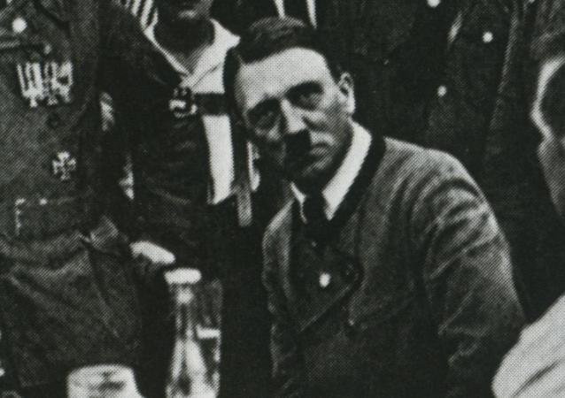 Adolf Hitler (archivo)