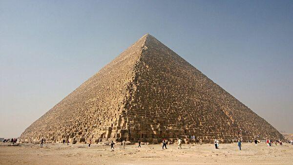 Gran Pirámide de Guiza - Sputnik Mundo
