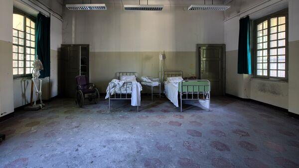 Un hospital (imagen referencial) - Sputnik Mundo