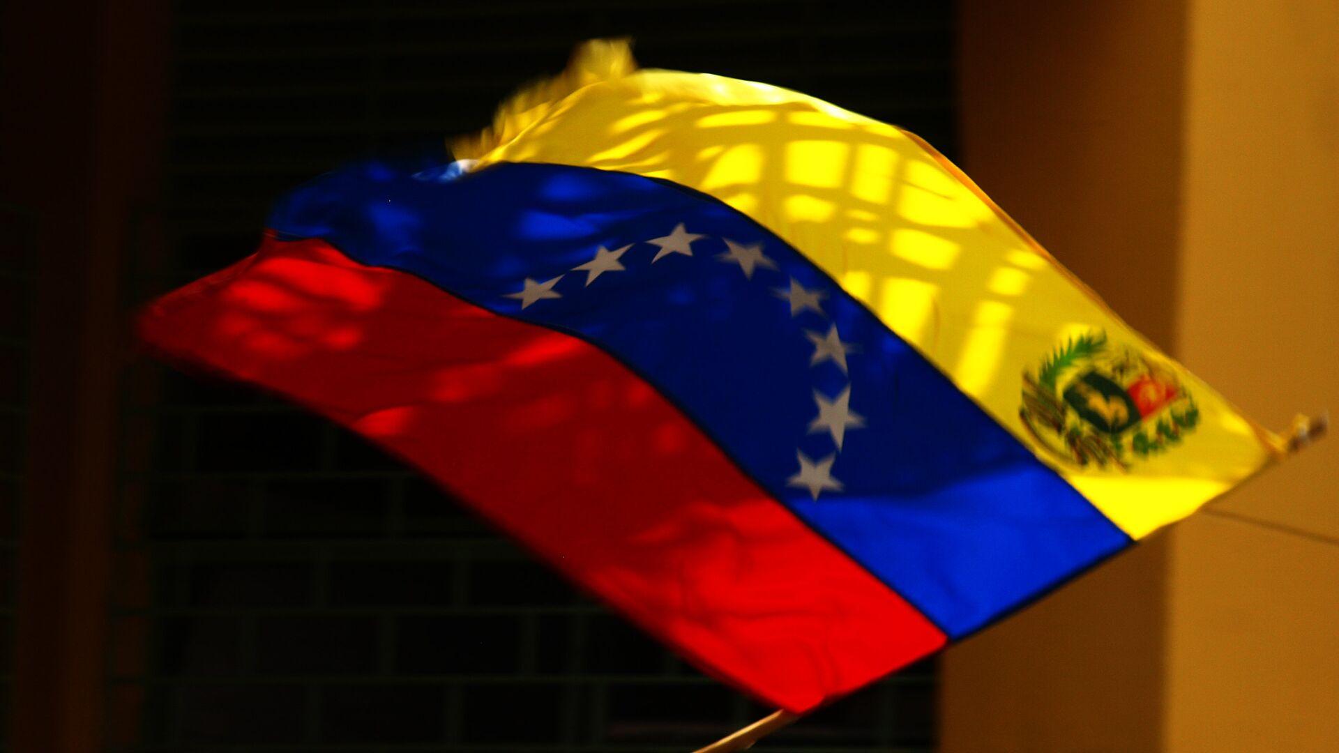 Bandera de Venezuela - Sputnik Mundo, 1920, 09.02.2021