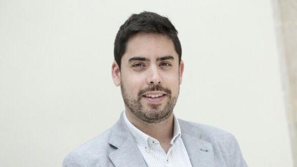 David Mejía Ayra, diputado en el Parlamento de Cataluña por el partido de la oposición Ciutadans - Sputnik Mundo