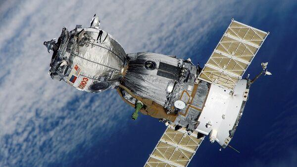 La nave espacial Soyuz - Sputnik Mundo