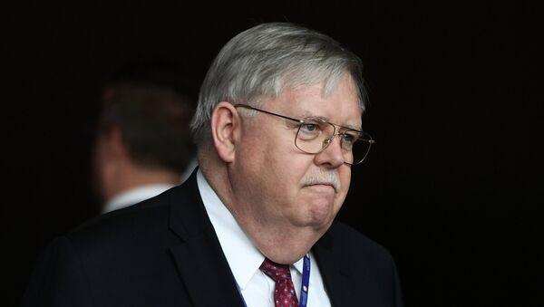 John Tefft, ex embajador de EEUU en Rusia - Sputnik Mundo