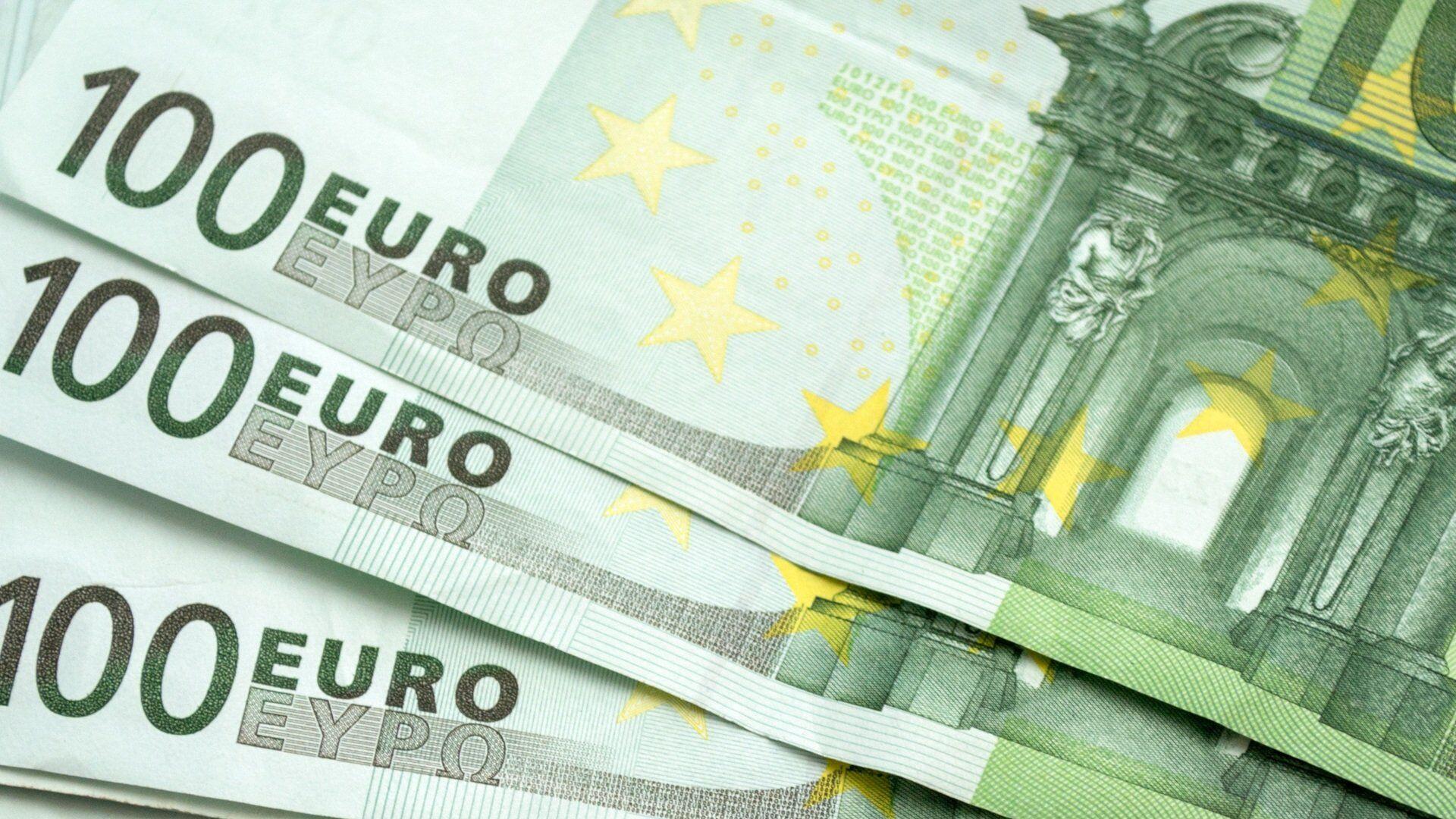 Euros (imagen referencial) - Sputnik Mundo, 1920, 19.04.2021