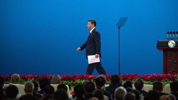 Рабочая поездка президента РФ В. Путина в Китай - Sputnik Mundo