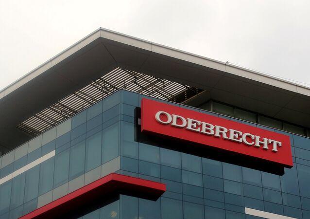 Logo de Odebrecht (archivo)