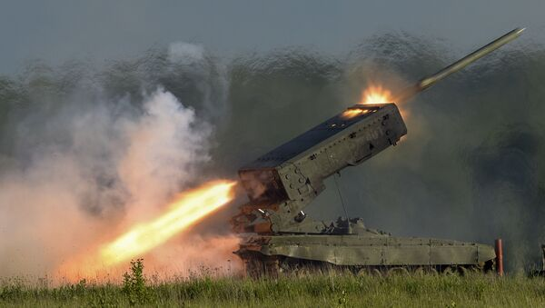 Las mejores armas al servicio de la defensa de Rusia - Sputnik Mundo