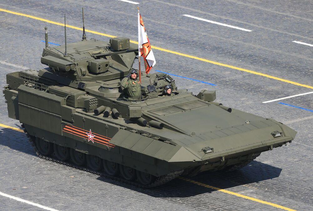 Las mejores armas al servicio de la defensa de Rusia