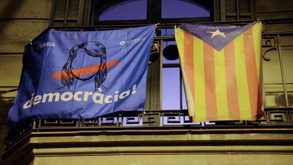 Referéndum en Cataluña - Sputnik Mundo