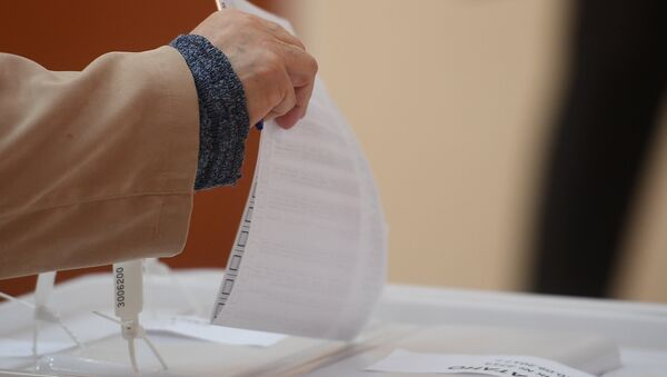 Elecciones en Rusia - Sputnik Mundo