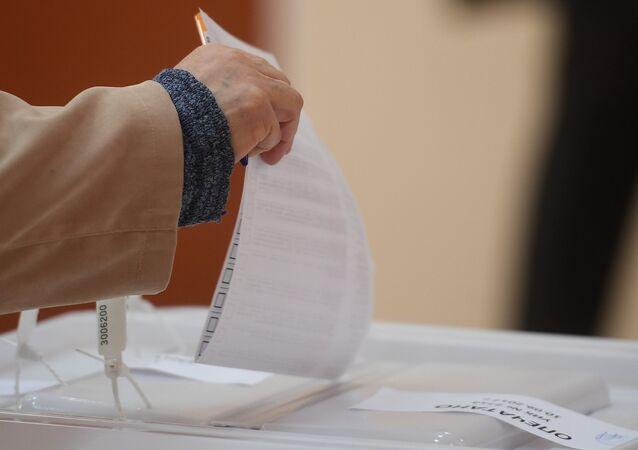 Elecciones en Rusia