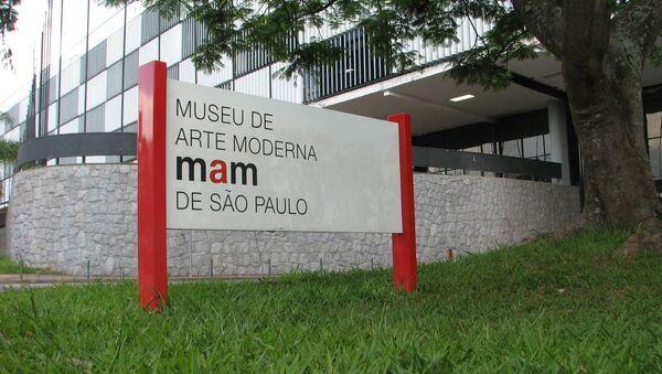 Museo de Arte Moderno de Sao Paulo (Mam) - Sputnik Mundo