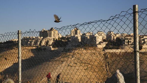Colonia de Maale Adumim, situada a las afueras de Jerusalén (archivo) - Sputnik Mundo