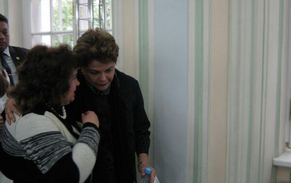 Dilma Rousseff - Sputnik Mundo