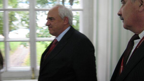 Ernesto Samper - Sputnik Mundo