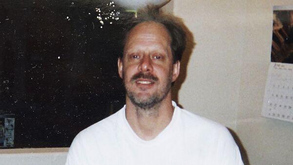 Stephen Paddock, el asesino de Las Vegas - Sputnik Mundo