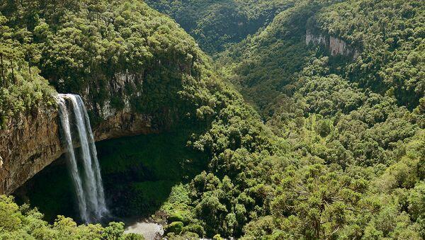 Vistas del estado brasileño de Rio Grande do Sul (imagen referencial) - Sputnik Mundo
