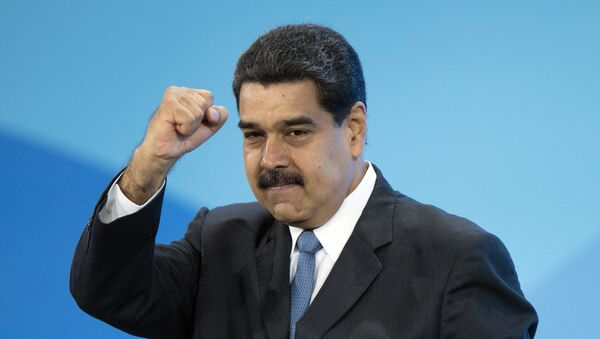 El presidente venezolano Nicolás Maduro - Sputnik Mundo